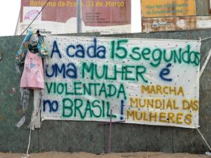 Ação da MMM em Fortaleza/CE
