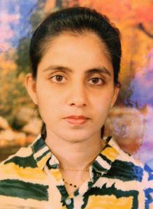 Jacinta Saldanha.