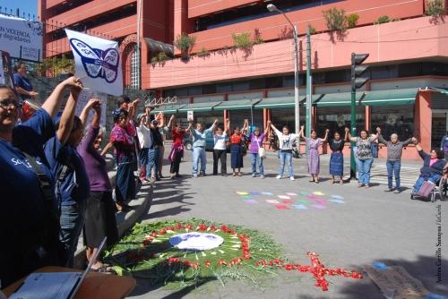 Marcha Mundial das Mulheres na Guatemala. #24feminism