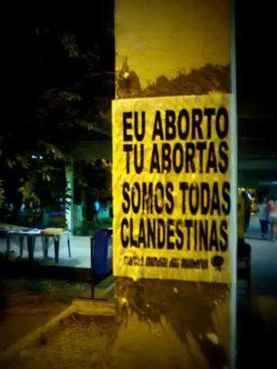 Intervenção urbana em Fortaleza (CE).