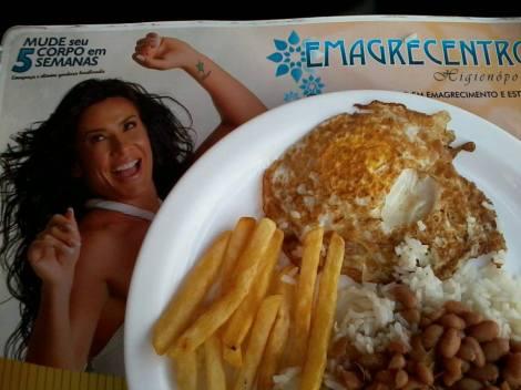 Karma feminista, ou: não tá fáceo nem comer um PF sem nóia mais... #indigestão
