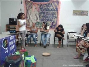 Lançamento em Fortaleza.