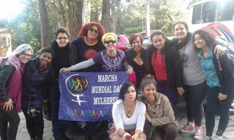MMM no VIII Senale, Porto Alegre (RS), 2014.