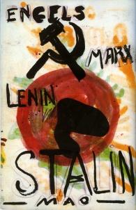 Referências políticas e o símbolo comunista no Diário de Frida Kahlo.