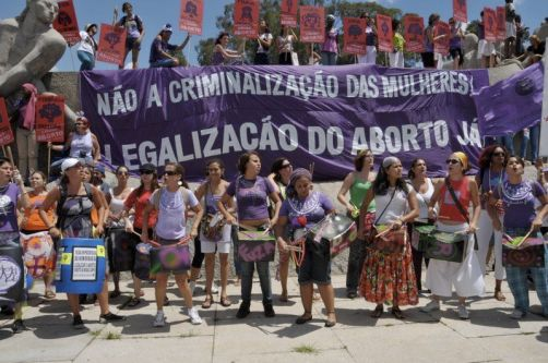legalizar o aborto
