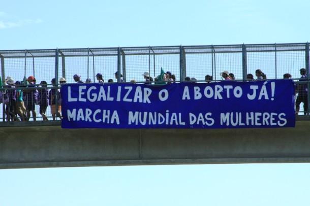 3ª Ação Internacional da MMM (2010). Foto: Elaine Campos.