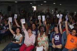 Encontro Nacional de Mulheres da CUT