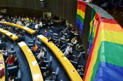 Créditos: Coordenação de Políticas LGBT de São Paulo.